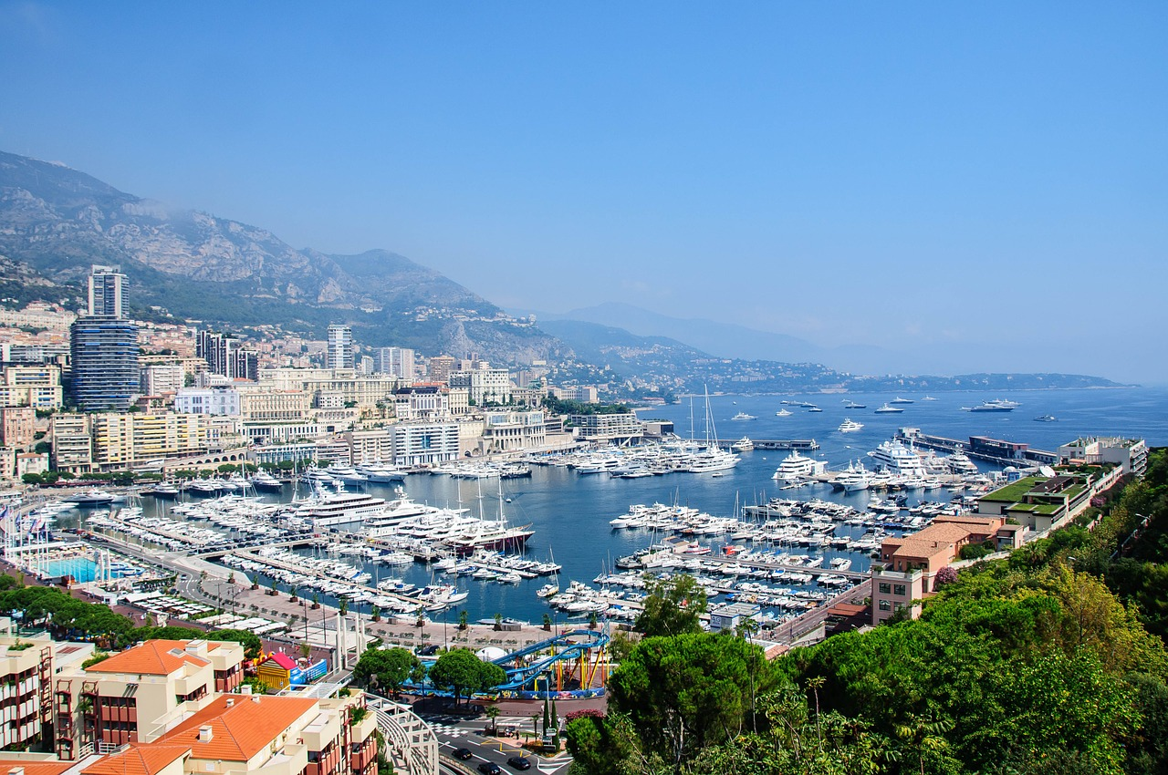 Luxury Car Hire Family trip in Monaco