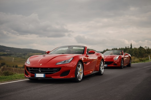 How to rent a Ferrari in Italy -