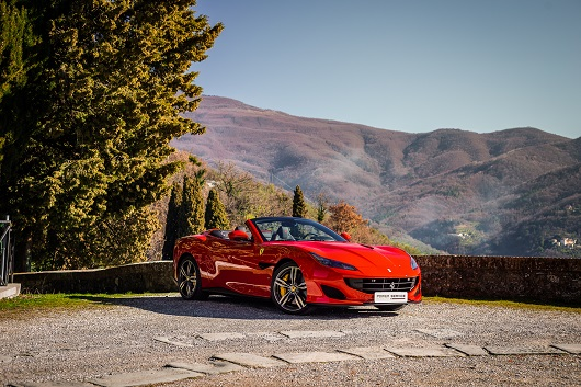 Ferrari Portofino - Power Service Luxury Car Hire
