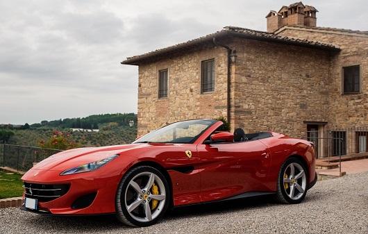 Ferrari Portofino -
