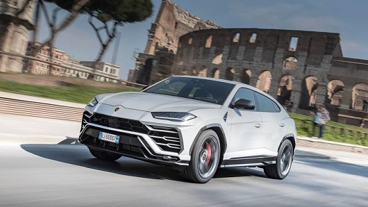 LAMBORGHINI URUS - Power Service Luxury Car Hire